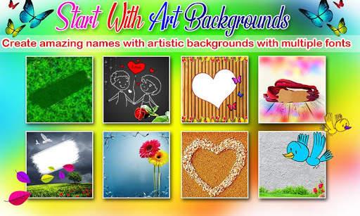 Name Art Photo Editor - 7Arts Focus n Filter 2020 screenshot 4