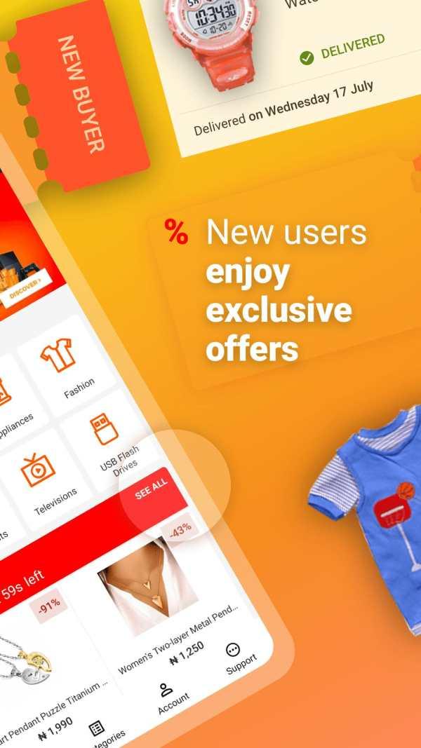 JUMIA Online Shopping 2 تصوير الشاشة