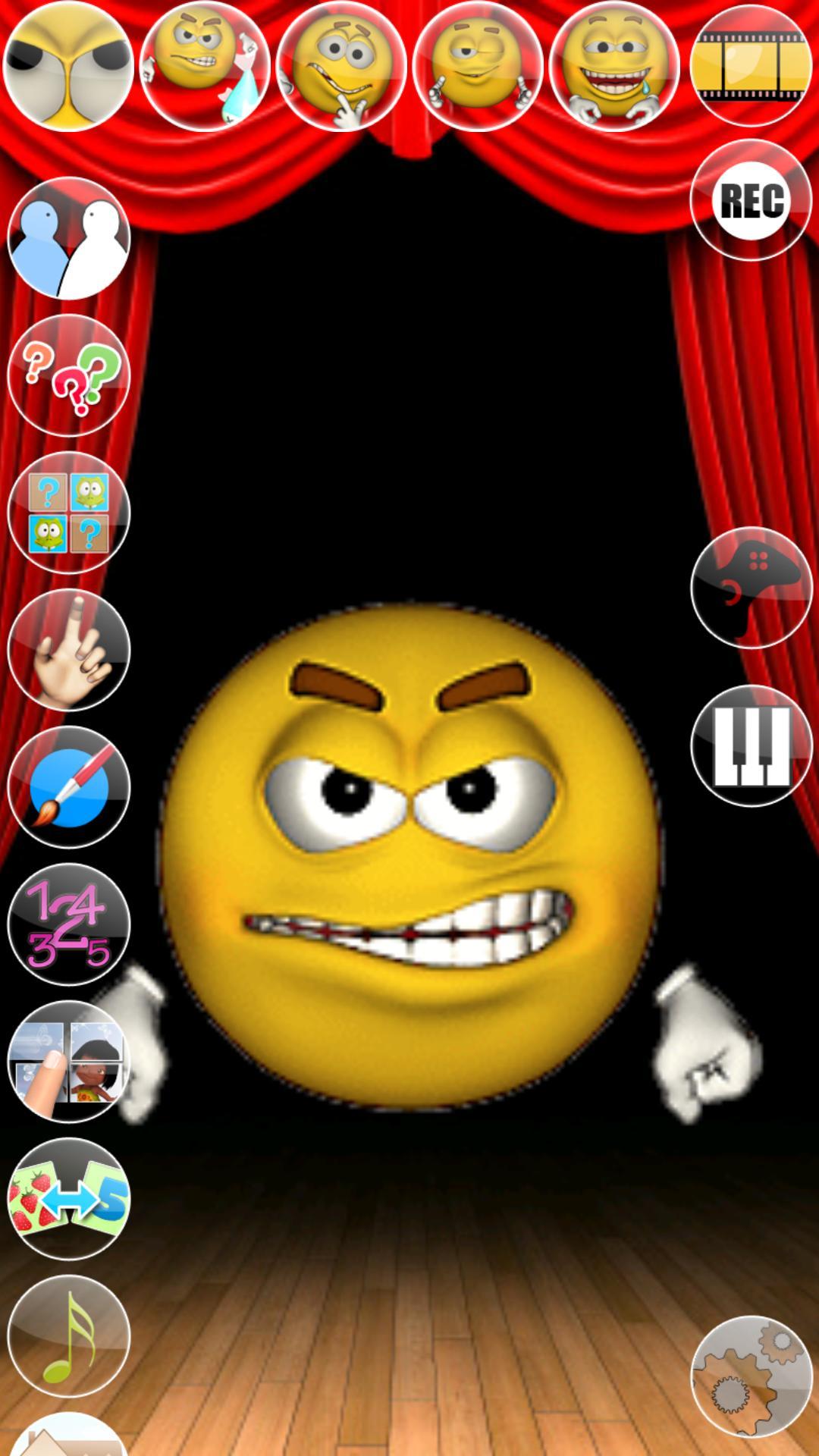 Talking Smiling Simon screenshot 6