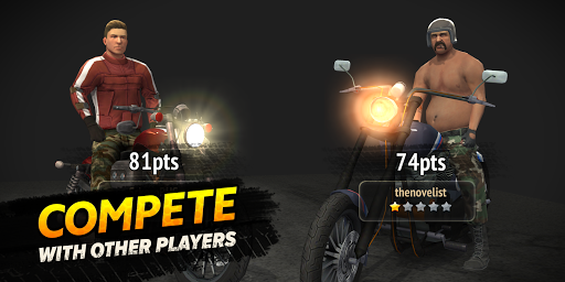 Highway Rider Motorcycle Racer screenshot 3