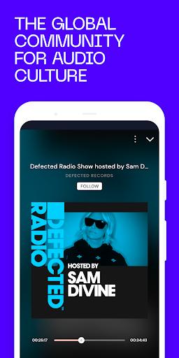 Mixcloud - Gabungan Radio & DJ screenshot 1