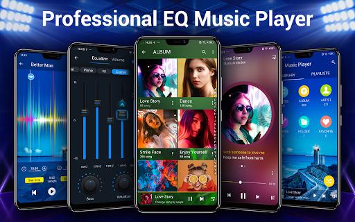 لاعب الموسيقى - مشغل MP3 1 تصوير الشاشة