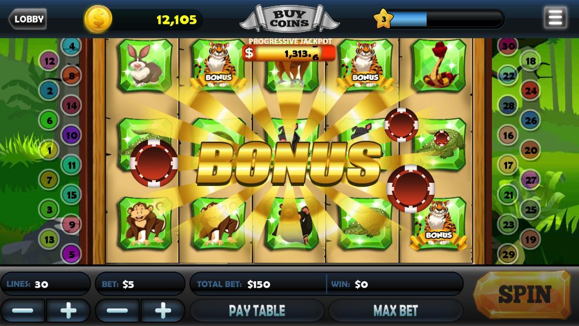 Mega Lucky Win Vegas Slots 2 تصوير الشاشة