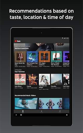 YouTube Music - Stream Songs & Music Videos screenshot 12