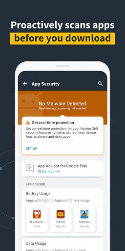 Norton 360: Online Privacy & Security screenshot 6
