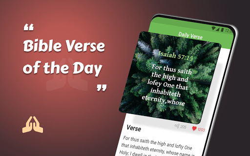 King James Bible (KJV) - Free Bible Verses   Audio screenshot 1