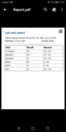 Medical Records screenshot 8