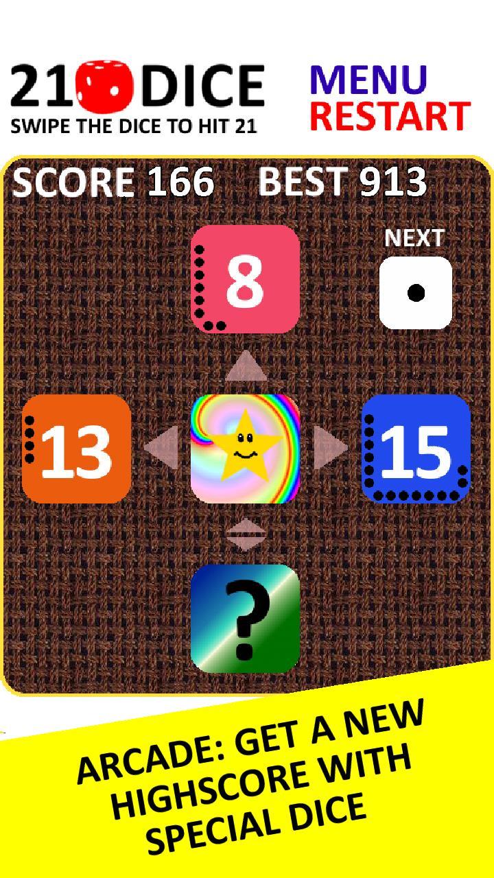 21 Dice screenshot 3