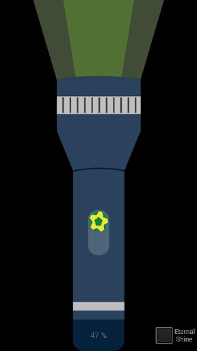 Super Flashlight - SOS Blink screenshot 9