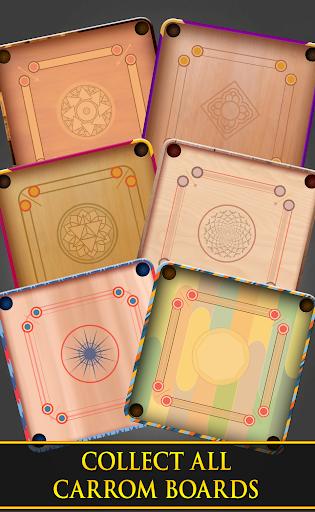 Carrom Royal - Multiplayer Carrom Board Pool Game screenshot 5