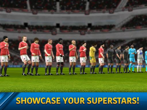 Dream League Soccer 14 تصوير الشاشة