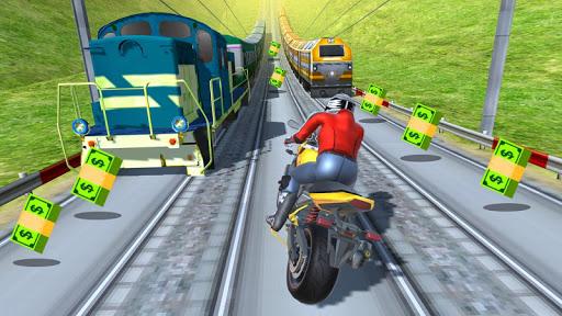 Subway Rider - Train Rush screenshot 2