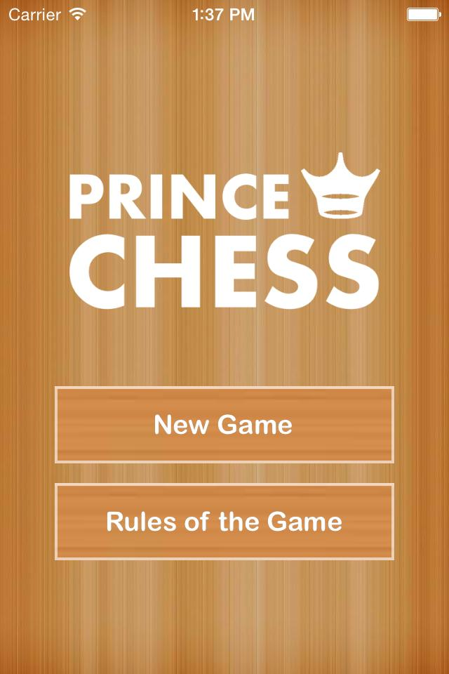 Prince Chess screenshot 6