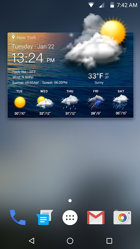 weather and temperature app Pro screenshot 2