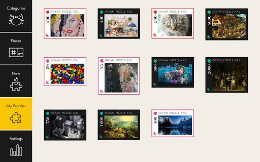 Jigsaw Puzzle XXL - 5000  8 تصوير الشاشة