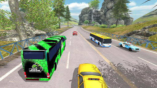 Offroad Hill Climb Bus Racing 2020 screenshot 6