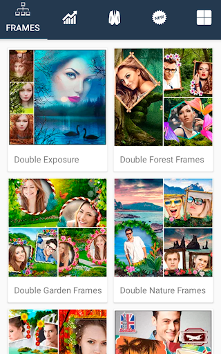 Photo Frames Lab Editor: effects, filter & Collage screenshot 4