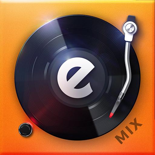 edjing Mix - Free Music DJ app أيقونة