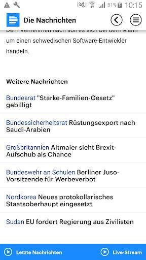 Dlf - Die Nachrichten screenshot 4