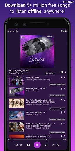 Free Music Downloader Download MP3. YouTube Player screenshot 3