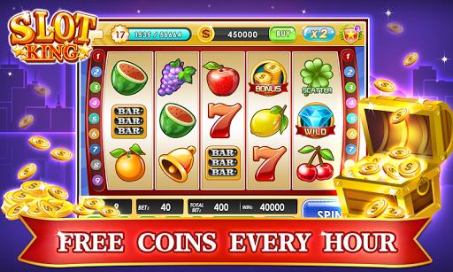 Slot Machines - Free Vegas Slots Casino 1 تصوير الشاشة
