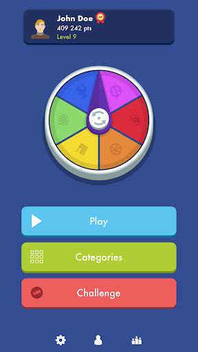 Trivial Quiz - The Pursuit of Knowledge 1 تصوير الشاشة