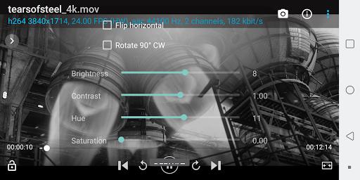BSPlayer 3 تصوير الشاشة