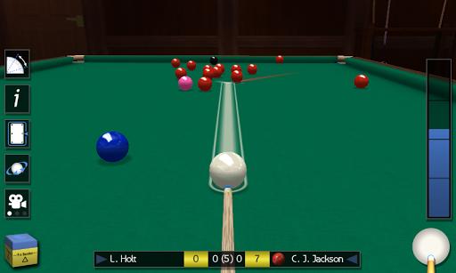 Pro Snooker 2021 screenshot 2