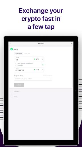 Trustee Wallet - best bitcoin and crypto wallet 12 تصوير الشاشة