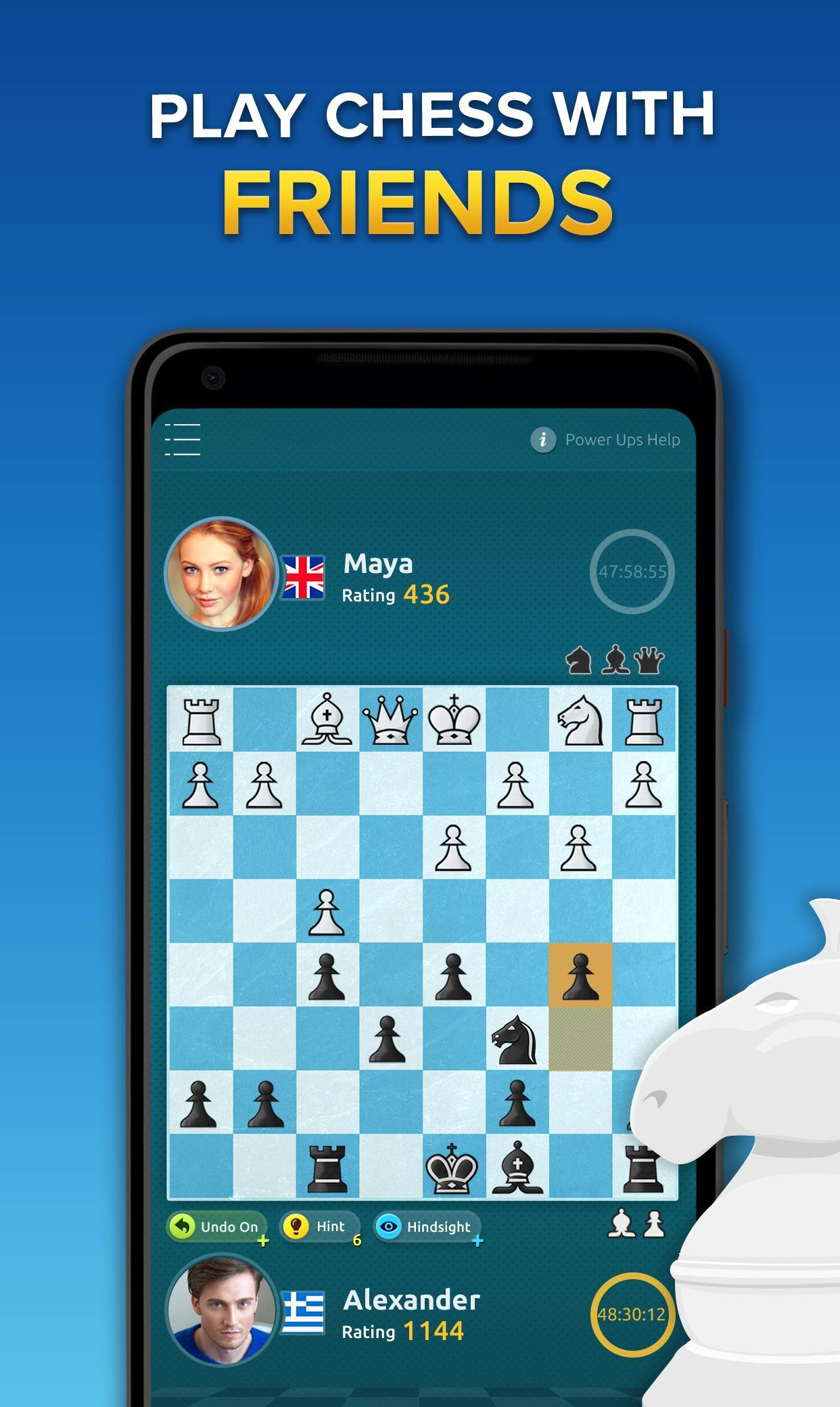 Chess Stars - Play Online screenshot 1
