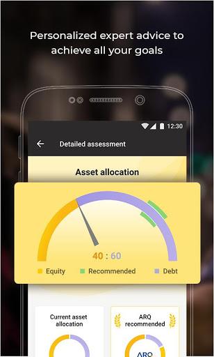 Angel BEE - Mutual Funds, SIP, Financial Planner 4 تصوير الشاشة