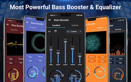 Equalizer Pro - Volume Booster & Bass Booster screenshot 1