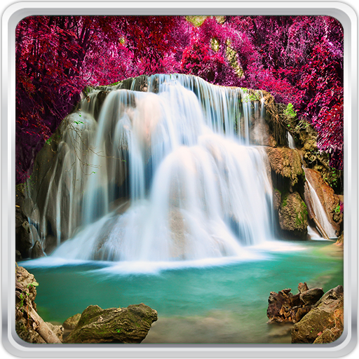 Wild Waterfalls Live Wallpaper icon