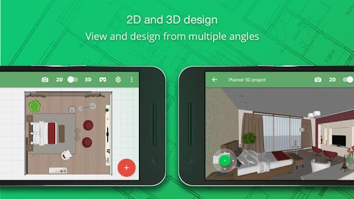Planner 5D - Home & Interior Design Creator screenshot 2