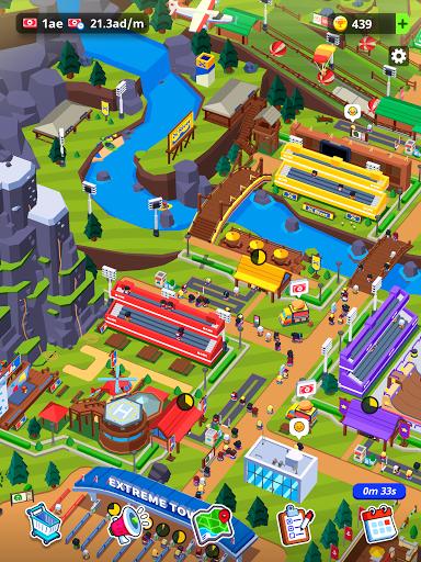 Sports City Tycoon - Idle Sports Games Simulator screenshot 16