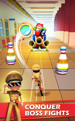 Little Singham Cycle Race screenshot 19