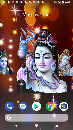 4D Shiv Shankara Live Wallpaper screenshot 7