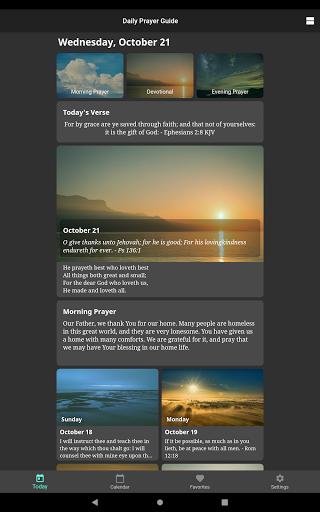 Daily Prayer Guide screenshot 17