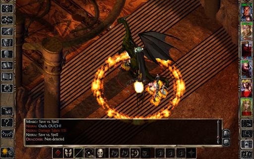 Baldur's Gate II screenshot 24