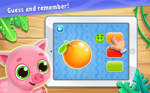 Colors for Kids, Toddlers, Babies - Learning Game screenshot 5