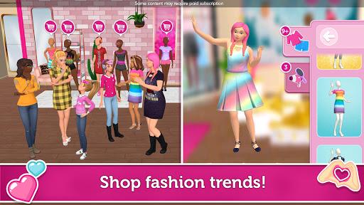 Barbie Dreamhouse Adventures 5 تصوير الشاشة