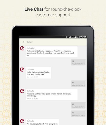 Craftsvilla - Sarees Suits Jewellery Shopping App 17 تصوير الشاشة