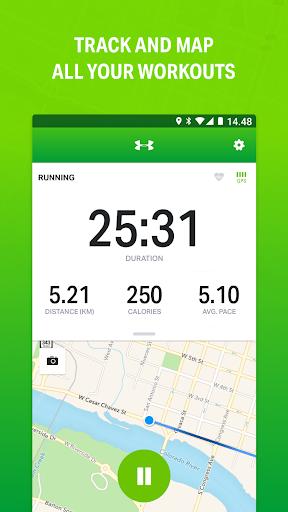 Endomondo - Running & Walking 1 تصوير الشاشة