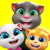 ikon My Talking Tom Friends