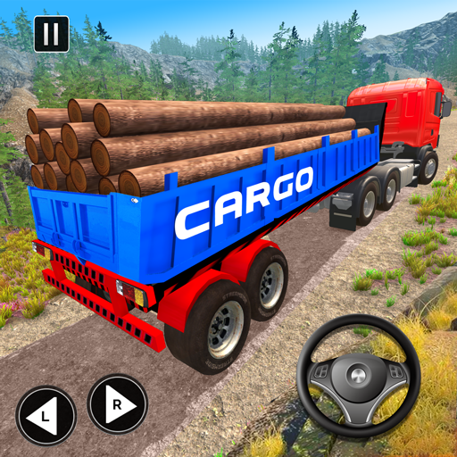 Offroad Indian Truck Driver:3D Truck Driving Games icon
