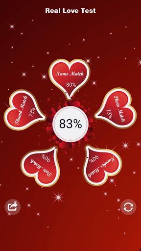 Love Test 2020  -   Photo  Match  Love Test  prank 6 تصوير الشاشة