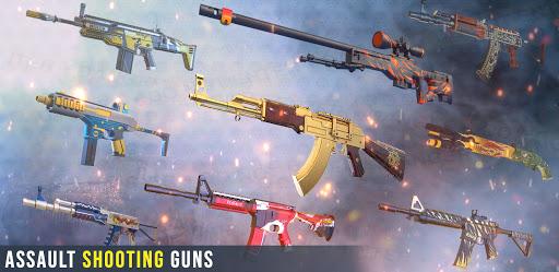 ألعاب حرب كوماندو: ألعاب مطلق النار الجديدة 2021 7 تصوير الشاشة