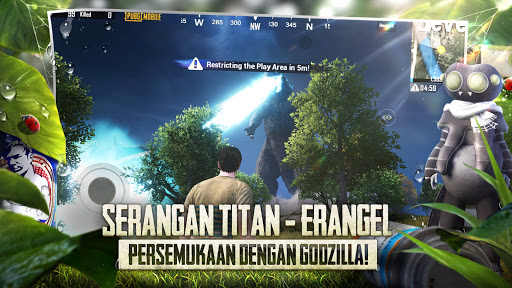 PUBG MOBILE - Penyusuran screenshot 4