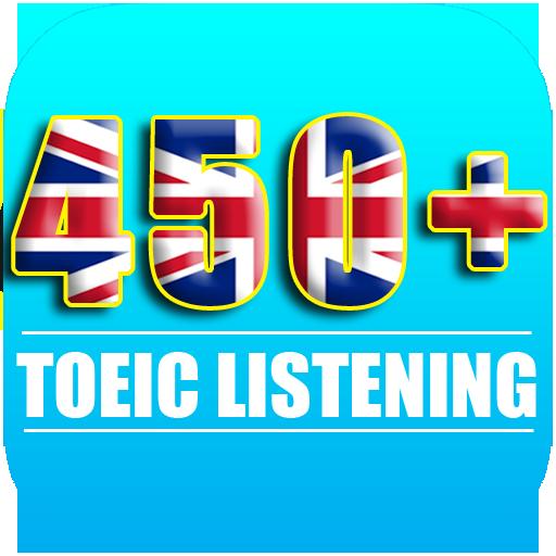 ฝึกการฟัง TOEIC icon