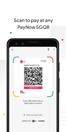 Google Pay - a simple and secure payment app 3 تصوير الشاشة